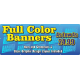 Banners - Full Color