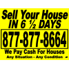 Sell Your House In 6½ Days - Cash