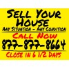 Sell Your House Handwritten
